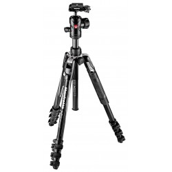 Manfrotto Befree Advanced - Bloqueo Palanca