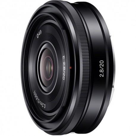 Objetivo Sony 20mm f2.8