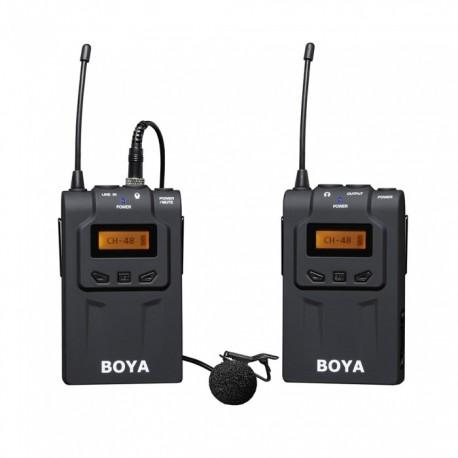 Boya Microfono BYWM6