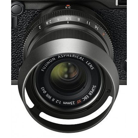 Fuji 23mm f2 R Graphite Edition