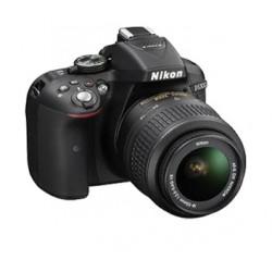 Nikon D5300 + 18-55 + 55-200mm VR