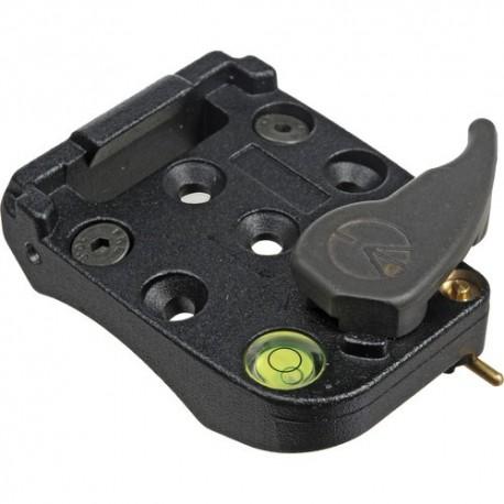 Manfrotto Adaptador adicional para zapata rápida para rótula 322RC2