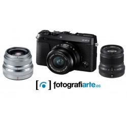 Fuji XE3 + 23 + 35 + 50mm f2