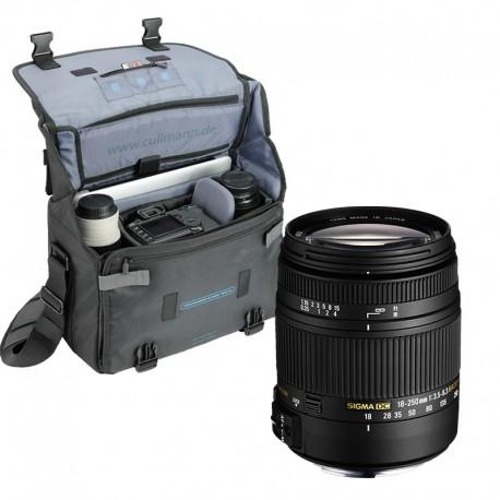 Kit especial 18-250mm + Cullmann Atlanta 300