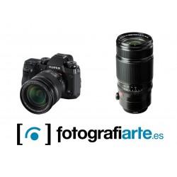 Fuji XH1 + 16-55mm f2,8 + 50-140mm f2,8