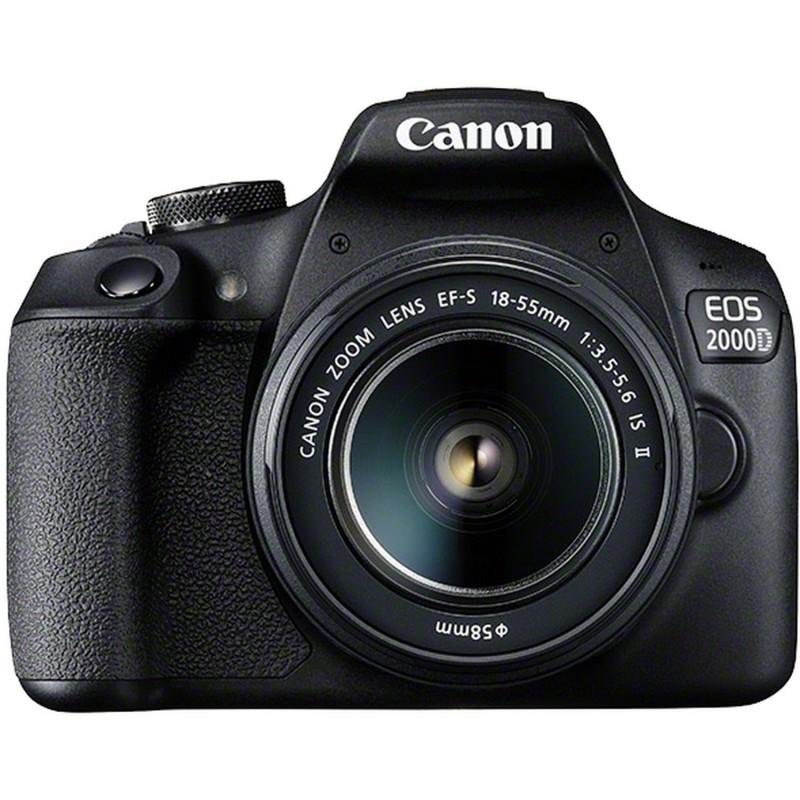Canon Eos 2000d: Canon Eos 2000d + 18-55