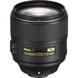 Objetivo Nikon 105mm f1.4