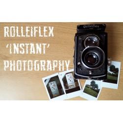 Rollei Rolleiflex Instant