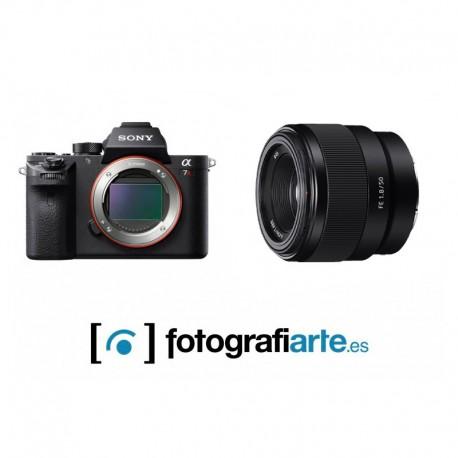 Sony A7r III + 50mm f1.8