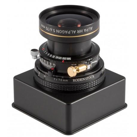 Objetivo Alpagon 70mm f5.6