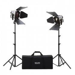 Kit Hedler Profilux LED650 x2