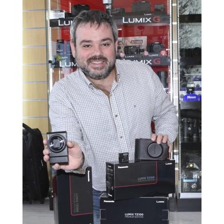 Cámara compacta digital | Panasonic Lumix TZ 100