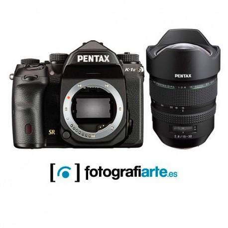 Pentax K1 II + 15-30mm f2.8