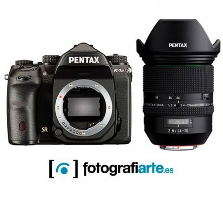 Pentax K1 II + 24-70mm f2.8