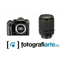 Pentax K1 II + 28-105mm f3.5-5.6