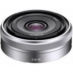 Objetivo sony 16mm f2.8
