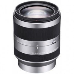 Objetivo Sony 18-200mm f3.5-6.3