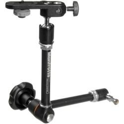 Manfrotto Brazo de fricción variable con soporte para cámara