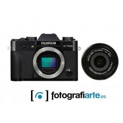 Fuji XT20 + 18mm f2