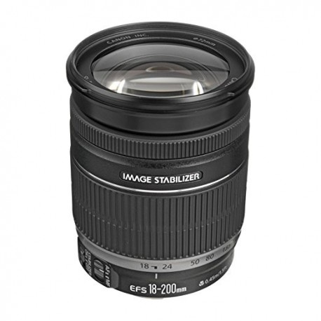 Canon 18-200mm f3.5 -5.6 EFS IS