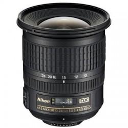Nikon 10-24mm f3.5-4.5 DX G ED AF-S