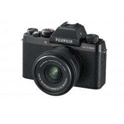 Fuji XT100 Negra + 15-45mm f3.5-5.6