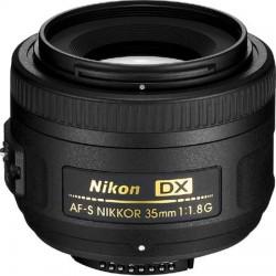Nikon 35mm f1.8 DX G AF-S