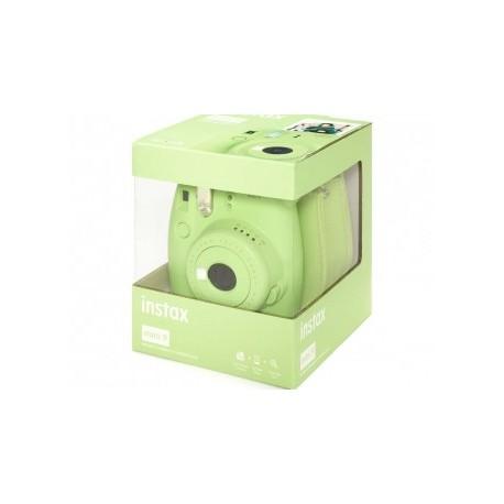Kit Fuji Instax Mini 9 Lime Green