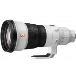Objetivo 400mm f2.8 Sony