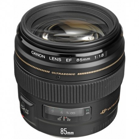 Canon 85mm f1.8 Segunda Mano