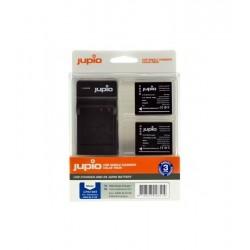Jupio Kit Batería DMW-BLG10E + Cargador Dual USB