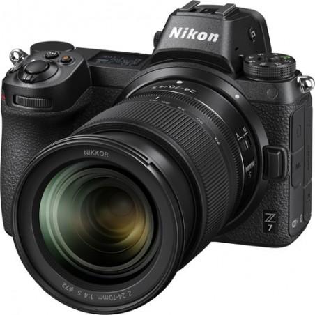 Nikon Z7 + 24-70mm f4 S