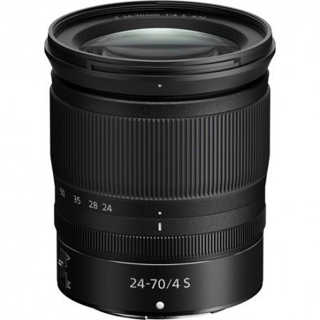 Objetivo Nikon Z 24-70mm f4   Objetivo Nikkor Z 24-70mm f4