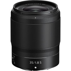 Objetivo Nikon Z 35mm f1.8 | Objetivo Nikkor Z 35mm f1.8