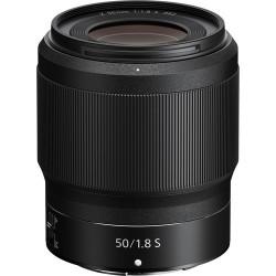 Objetivo Nikon Z 50mm f1.8 | Objetivo Nikkor Z 50mm f1.8
