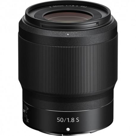 Objetivo Nikon Z 50mm f1.8   Objetivo Nikkor Z 50mm f1.8