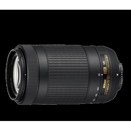 Nikon 70-300mm f4.5-6.3 DX G ED VR AFP