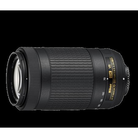Nikon 70-300mm AFP f4.5-6.3 DX G VR