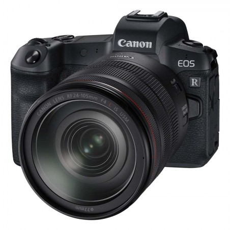 Canon Eos R + 24-105mm f4