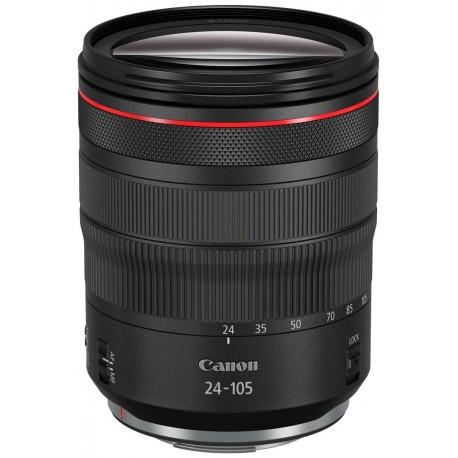 Objetivo Canon 24-105mm f4 RF