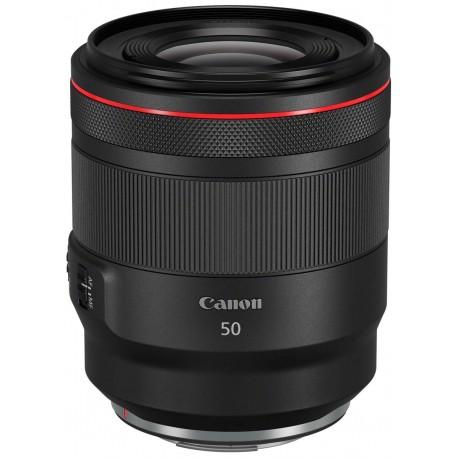 Objetivo Canon 50mm f1.2 RF