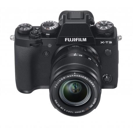 Fuji XT3 + 18-55mm f2.8-4