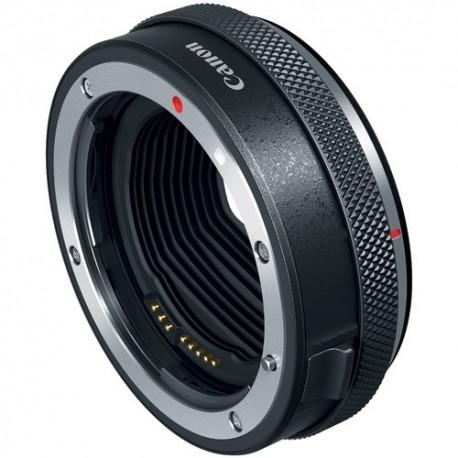 Canon Adaptador EF a EOS R con anillo de control