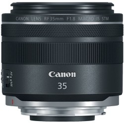 Canon RF 35mm f1.8 IS STM