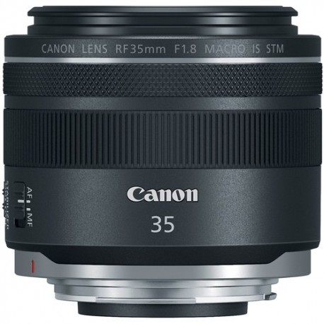 Objetivo Canon 35mm f1.8