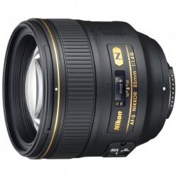 Nikon 85 MM f/1.4 G AF S
