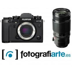 Fuji XT3 + 50-140mm f2.8