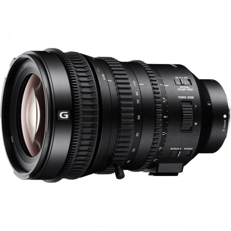 Objetivo Sony 18-110mm f4