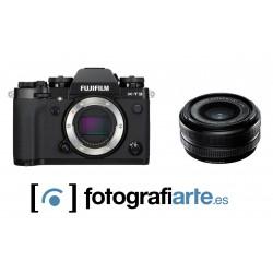 Fuji XT3 + 18 MM F2