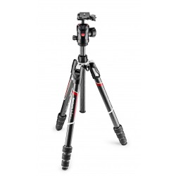 Manfrotto Befree GT - Twist Lock - Carbono